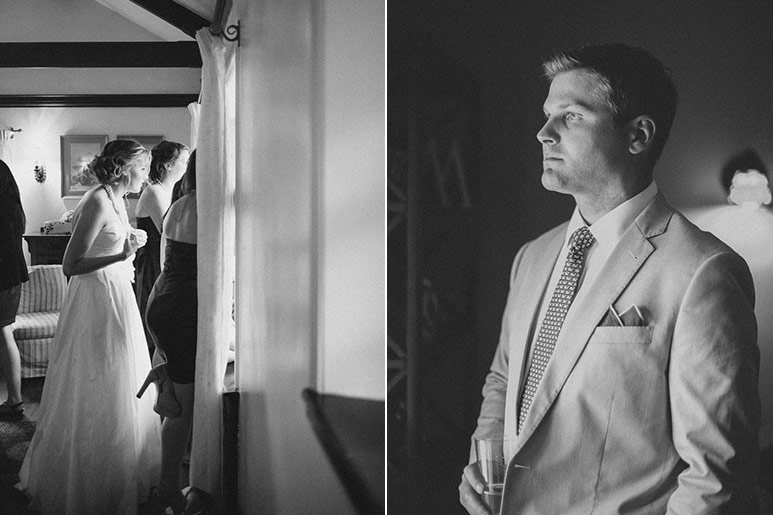 Willowdale Estate wedding bride and groom