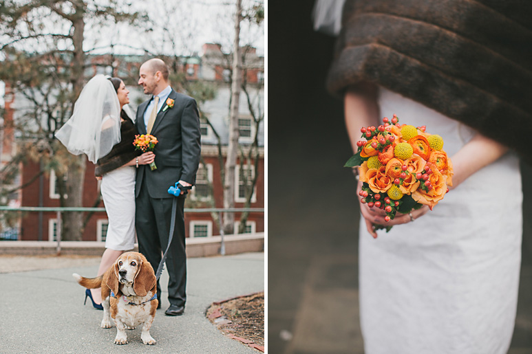 harvard square elopement photographer