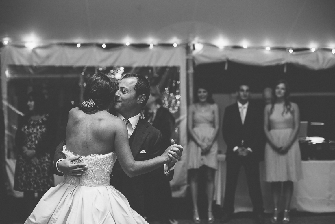 wellfleet wedding first dance
