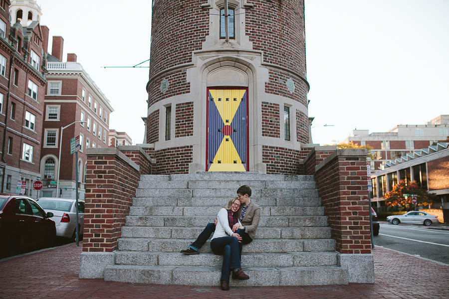 cambridge engagement session