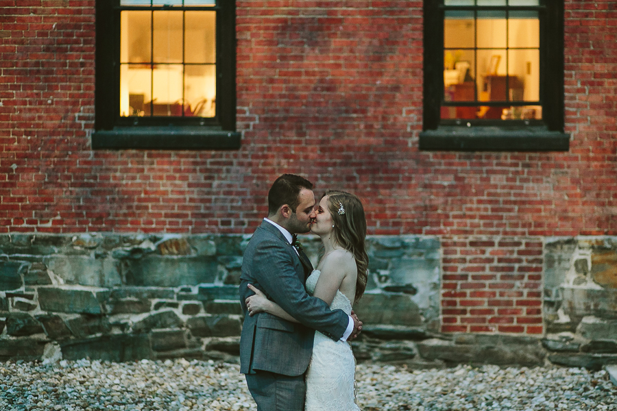 charles river museum wedding