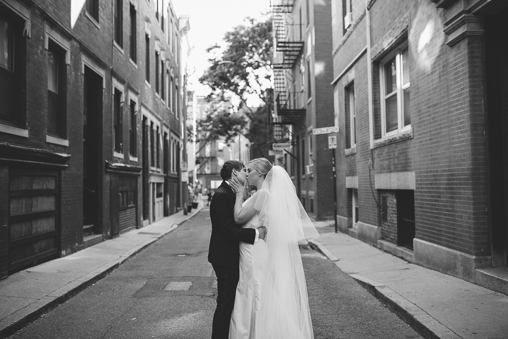 small boston wedding