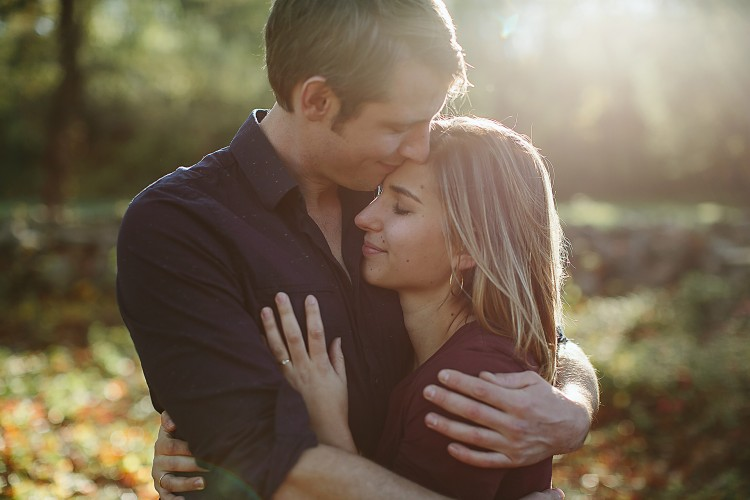 massachusetts engagement session