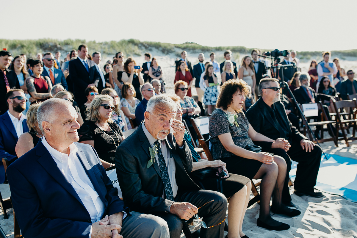 cape cod beach wedding