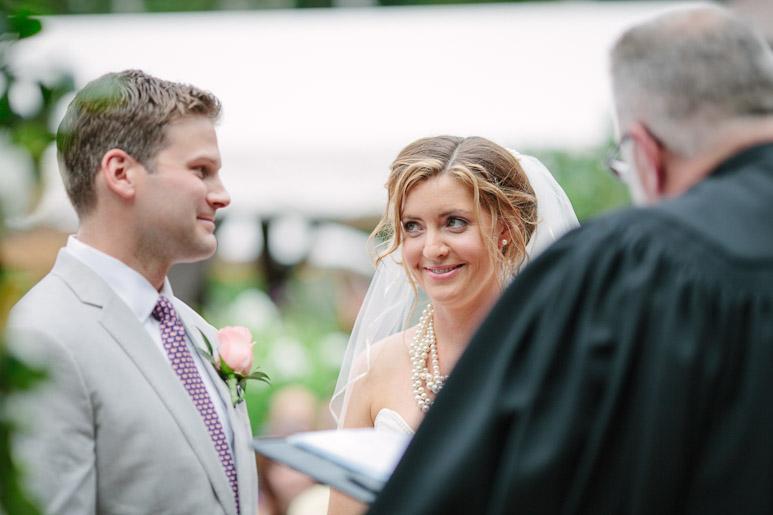 Willowdale Estate wedding ceremony