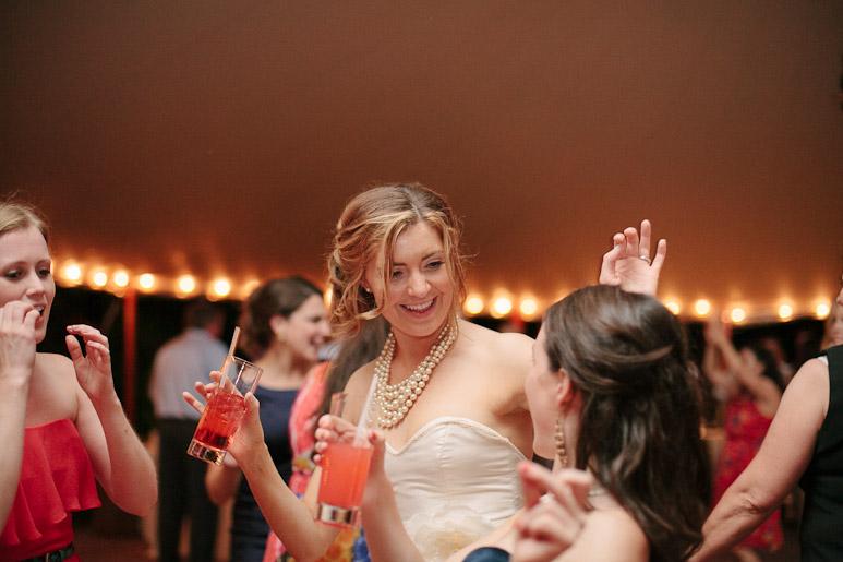 Willowdale Estate reception dancing