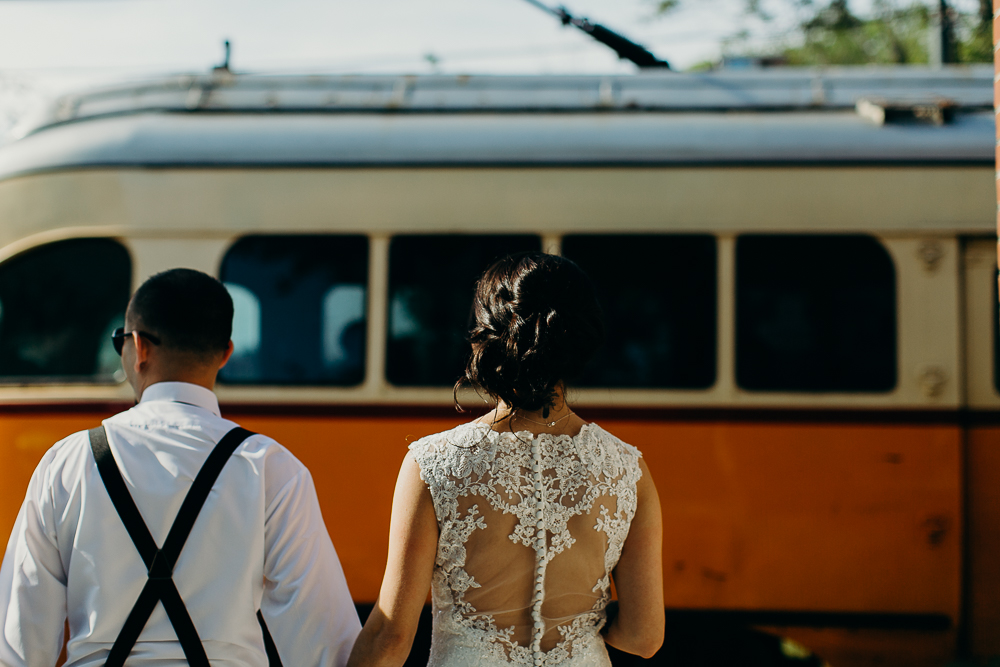 steel and rye wedding