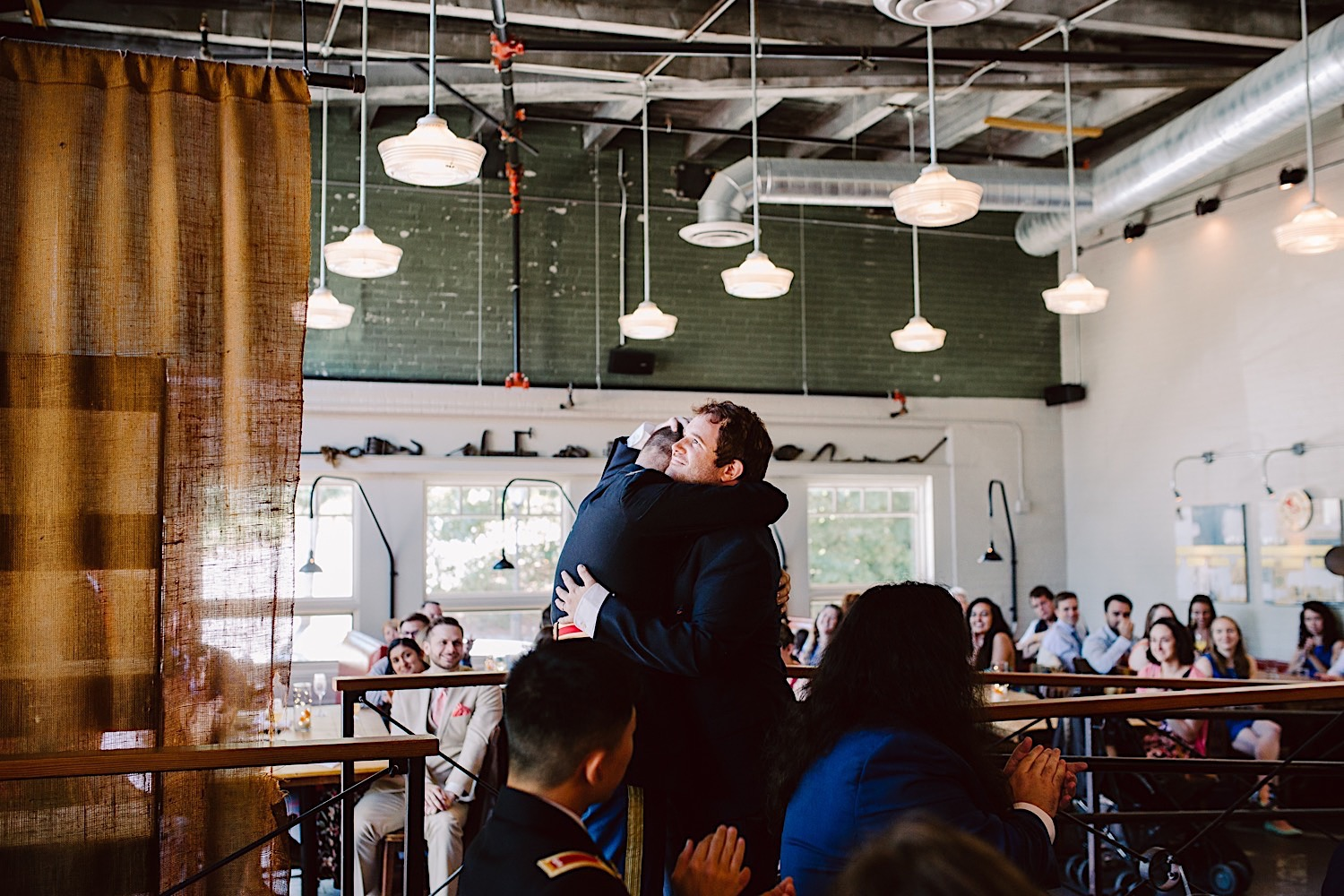 wedding at steel and rye